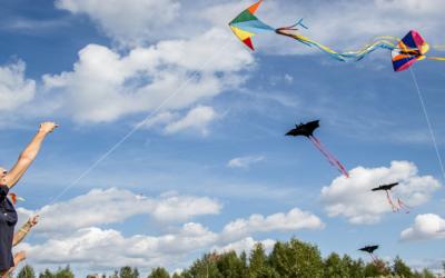 A Short History of Kite Flying